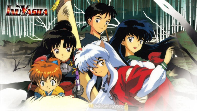 Read more about the article My Favorite Anime: Why I Love InuYasha 😎😍💻