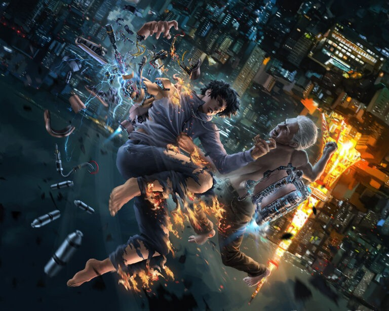 Read more about the article Inuyashiki: A Review of the Manga Series 😍💻
