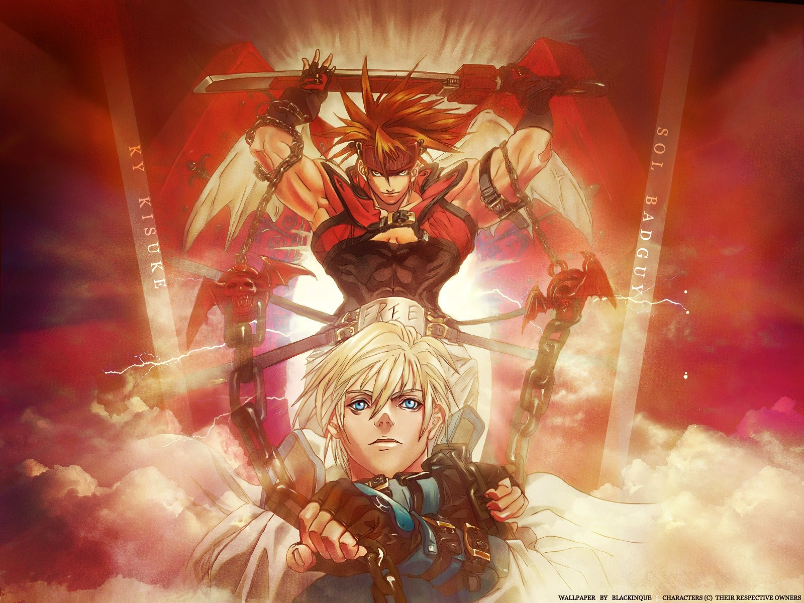 You are currently viewing Guilty Gear -Strive 3 Things You Don't Know But Should