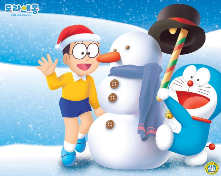 Read more about the article Doraemon: A Cartoon That Teaches You Life Lessons