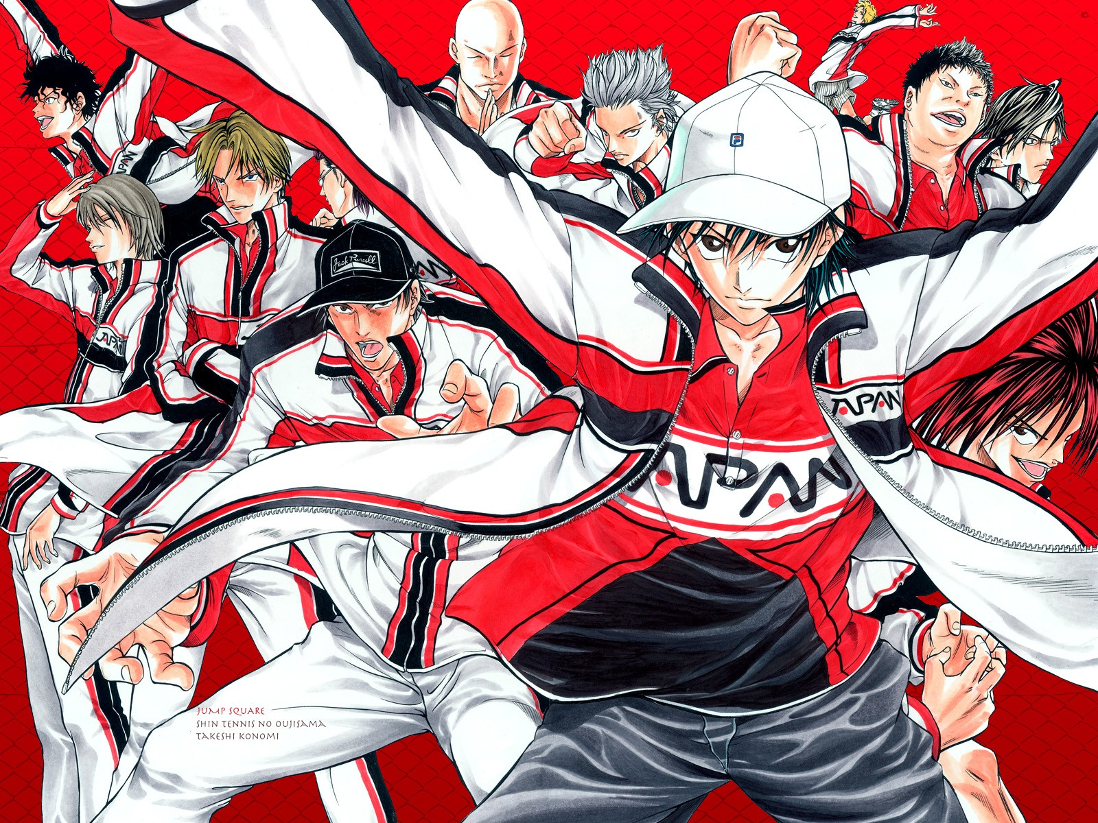 You are currently viewing The Prince of Tennis: Manga/Anime Discussion