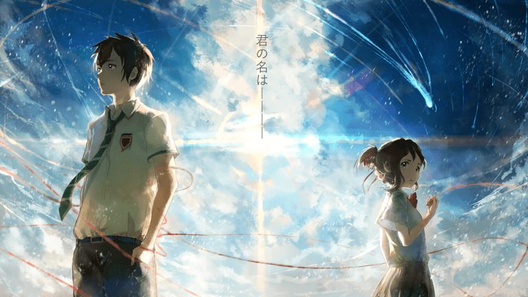 Read more about the article Your Name: The Biggest Hit of 2016 😍💻
